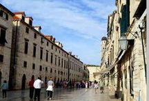 Dubrovnik Top Sights / Here are all the things to see in Dubrovnik you absolutely can't miss.