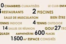 Amirauté Hôtel - infographie