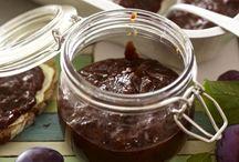 chutney + marmeladen