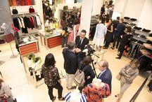 For the third consecutive year, Biffi Boutique and ITC Ethical Fashion / For the third consecutive year, Biffi Boutique and ITC Ethical Fashion Initiative brought the Beat of Africa to Milan's celebration of Vogue Fashion's Night Out and Milan Fashion Week (23-28 Sept).