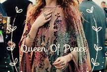 Queen of peace