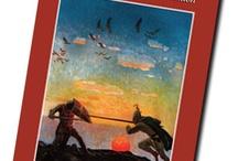 Books About the King Arthur Legend / by Cheryl Carpinello