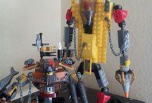 LEGO Creations by Stewart