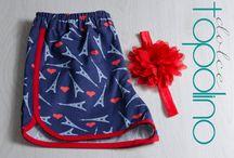 Moda Infantil Niña 2017
