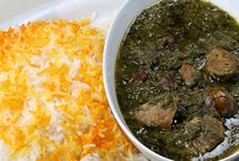 Foods of Iran / Iran Cuisines
