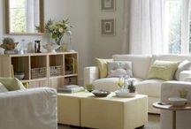Oturma Odası Dekorasyonu Fikirleri