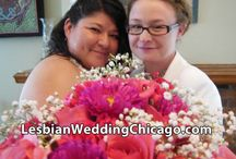 Same-sex weddings, Chicago Gay Lesbian Legal Marriage Location, Pine Manor LGBTQ Chicago / Serving Same-Sex Couples Since... ALWAYS!   5-Star Pine Manor Chicago is the private home of IL Wedding Officiant, Rev. Pamela who caters to the unique needs of same sex couples. She serves people according to their unique personality, beliefs and desires by opening her private home for ceremonies, receptions and overnights, and wedding packages for every budget.