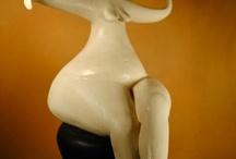 curvy art