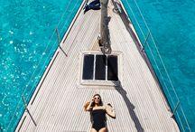 Test J yacht