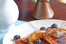 Breakfast and Brunch / Yummy ideas for the first meal of the day whether its a quick breakfast or a relaxed Sunday brunch
