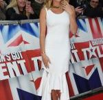 AMANDA HOLDEN at Britains Got Talent Auditions in Liverpool