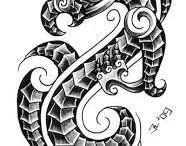 Tattoos - Maori Art