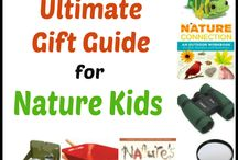 Gifts for Nature Kids