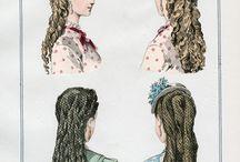 Hair - 1860-1870