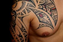 Tatouages maoris