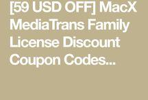 MacX MediaTrans Family License