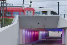 Pedestrian Tunnel Design