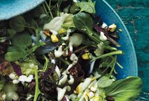 Salads Dips Appetizers / by Kathy Thompson