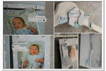 Chuuuut bébé dort #4enSCRAP / Les créations de l'Equipe Créative