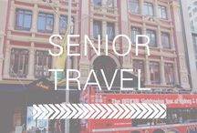 Senior Travel / exploration and adventures | places suitable for elderly seniors. never stop wondering, never stop wandering...