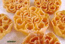 Oriental desserts