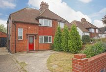 Three bedroom semi-detached house Portchester