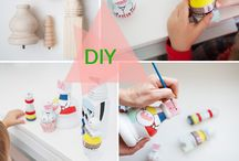 Crafts for kids and for mums
