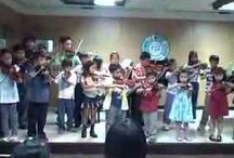 Homeschool the Arts: Violin