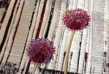 Interesting Textile Art