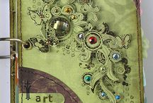 Art Journals & Beautiful Books / by Maya Heath