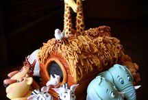 Adornos de torta
