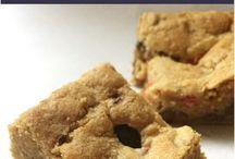Nut Free Cookies & Bars