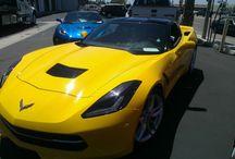 Corvette C7 Stingray