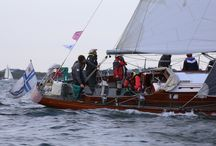 S/Y PAM / PAM is a Walsted built 40 ft Sparkman & Stephens from1967