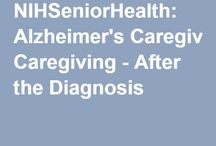 Alzheimer's Disease and Dementia Resources / Resources for caregivers, families and people affected by any form of dementia