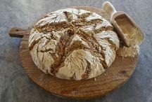 Our sourdough bread