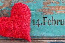 San Valentin en casa / Ideas para decorar la casa en San Valentin