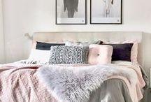 Bett dekoration