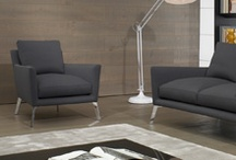 AJAR sofas / AJAR furniture & design has a large selection of fixed and modular sofas.