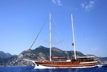 CAFEROGLU 7 / #gulet, #yacht, #bluevoyage, #yachtcharter, www.cnlyacht.com