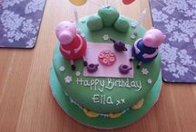 Mumsnetter's cakes / A collection of Mumsnetter's most impressive cake creations