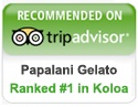 What others say about us / We have fans in places we did not even knew existed. The web enables all of us to learn a great deal about a business before we ever visit. Here is what others are saying about Papalani Gelato!