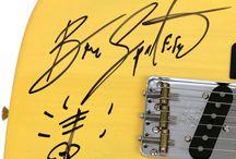 Autografo Bruce Springsteen