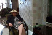 Jane Ruth Hattatt / Society Hostess, Aesthete, Arts Patron and Lazy Tart