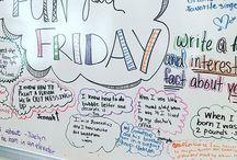 Whiteboard sayings