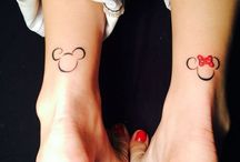 ☆Disney Tattoos☆
