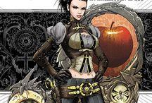 Steampunk F,Steampunk Modular, Cyberpunk, Splatterpunk, Dieselpunk, Atompunk, Biopunk .....punk