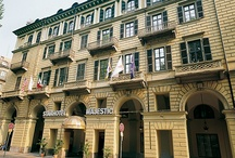 Majestic - Turin / In an old beautiful hotel in Turin's centre, the Starhotels Majestic is ideal for business, leisure and conference guests. This executive hotel is conveniently located opposite Turin station.