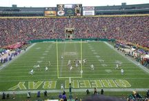 Green Bay Packers / Football related images and ideas / by Katie Ryan