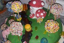 kinder Geburtstags Torten